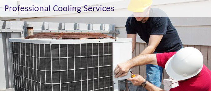 We offer Professional Cooling Services