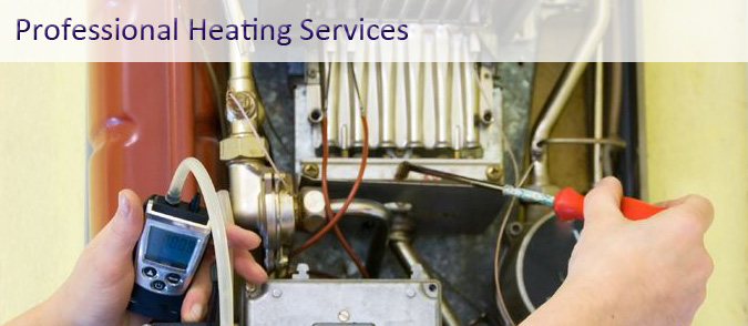 We offer Professional Heating Services